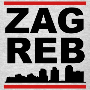 Zagreb Hoodies - Men's T-Shirt