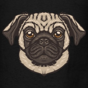 Pug Bags & backpacks - Men's T-Shirt