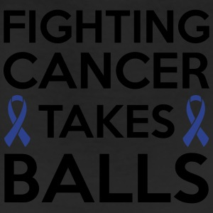 Fighting cancer takes balls T-Shirts - Leggings