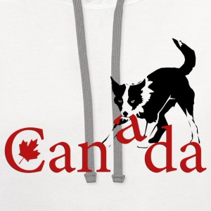 Canada - Contrast Hoodie