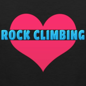 Love Rock Climbing  - Men's Premium Tank