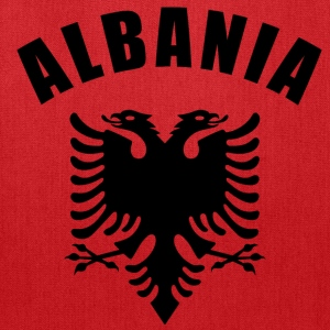 albania coat of arms T-Shirts - Tote Bag