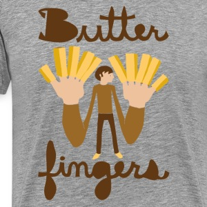 butter fingers Men - Men's Premium T-Shirt
