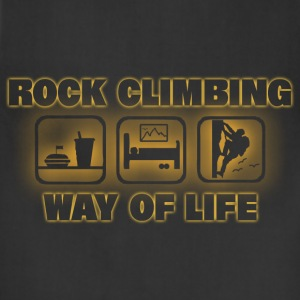 Rock Climbing Way Of Life - Adjustable Apron