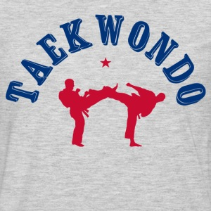 taekwondo T-Shirts - Men's Premium Long Sleeve T-Shirt