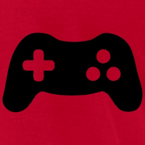 Gamepad Polo Shirts - Men's T-Shirt by American Apparel