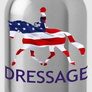 Patriotic Dressage - Water Bottle