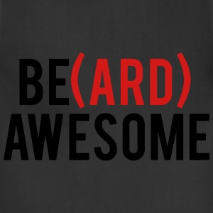 Beard Awesome T-Shirts - Adjustable Apron