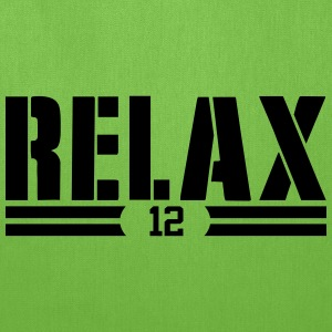 AARON-SAYS-RELAX T-Shirts - Tote Bag