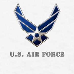 US Air Force Coffee Cup - Men's T-Shirt