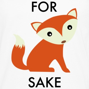 For Fox Sake - Men's Premium Long Sleeve T-Shirt