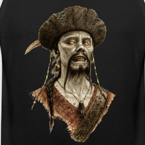 Zombie Pirate Hoodies - Men's Premium Tank