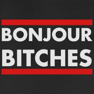 Bonjour Bitches Women's T-Shirts - Leggings
