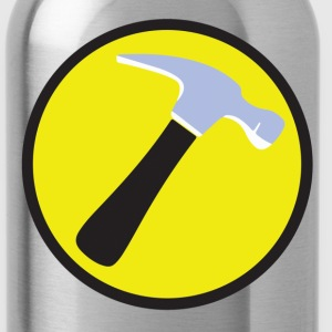 Captain Hammer - Water Bottle