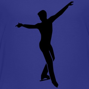 Figure skating Kids' Shirts - Toddler Premium T-Shirt
