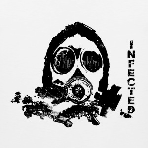 InfectedNation - Men's Premium Tank