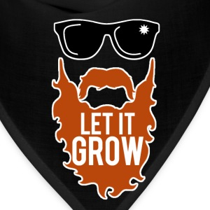 Let It Grow T-Shirts - Bandana