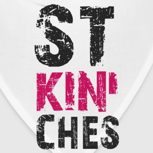 BEST FUCKIN BITCHES COUPLES DESIGN Women's T-Shirts - Bandana