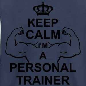 keep_calm_i'm_a_personal_trainer_g1 Kids' Shirts - Toddler Premium T-Shirt