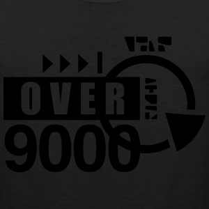 over 9000 T-Shirts - Men's Premium Tank