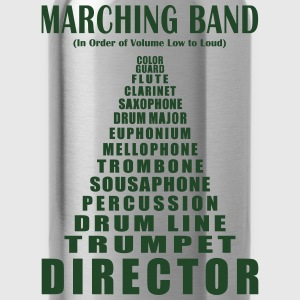 Marching Band Volume (Men's) - Water Bottle