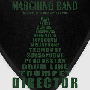 Marching Band Volume (Men's) - Bandana