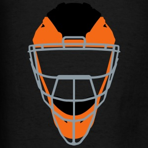 Catchers Mask Tanks - Men's T-Shirt