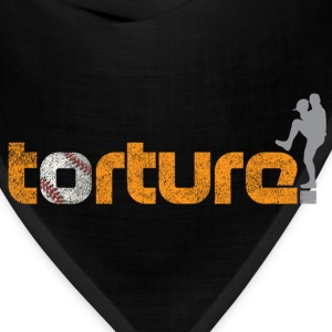 Torture SF Giants baseball T-Shirts - Bandana