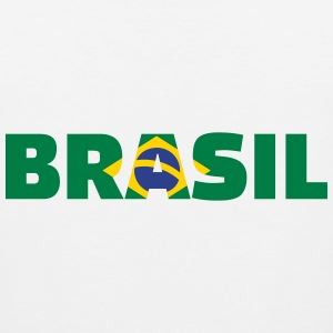 Brasil Women's T-Shirts - Men's Premium Tank
