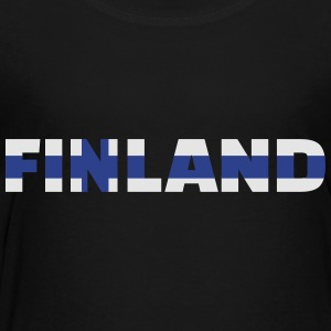 Finland Kids' Shirts - Toddler Premium T-Shirt