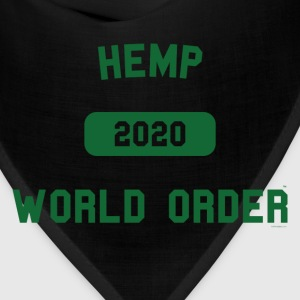 Hemp World Order - 2020 - Bandana