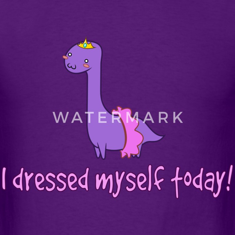 I dressed myself today! - Men's T-Shirt