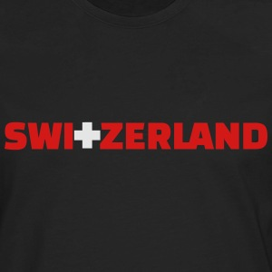 Switzerland Women's T-Shirts - Men's Premium Long Sleeve T-Shirt