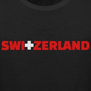 Switzerland Women's T-Shirts - Men's Premium Tank