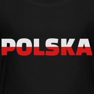 Polska Kids' Shirts - Toddler Premium T-Shirt