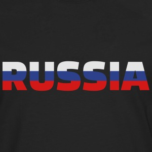 Russia Kids' Shirts - Men's Premium Long Sleeve T-Shirt