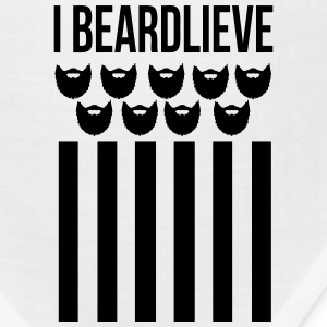 I Beardlieve T-Shirts - Bandana