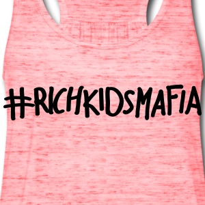 Rich Kids Mafia #richkids - Women's Flowy Tank Top by Bella