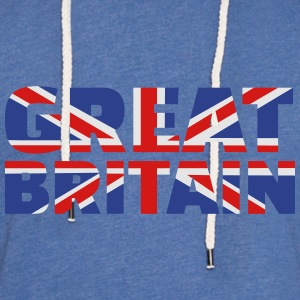 Great Britain T-Shirts - Unisex Lightweight Terry Hoodie