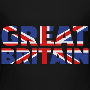 Great Britain Kids' Shirts - Toddler Premium T-Shirt