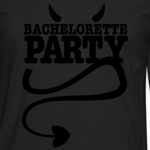 bachelorette party Women's T-Shirts - Men's Premium Long Sleeve T-Shirt