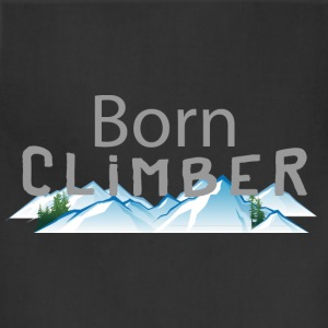 Rock Climbing Born Climber - Adjustable Apron