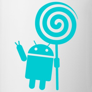 Android Lollipop - Coffee/Tea Mug