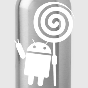 Android Lollipop - Water Bottle