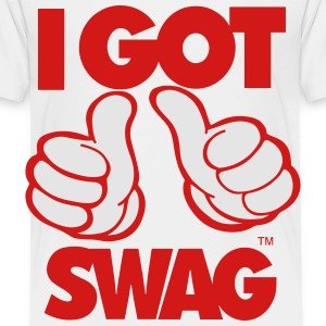 I GOT SWAG Kids' Shirts - Toddler Premium T-Shirt
