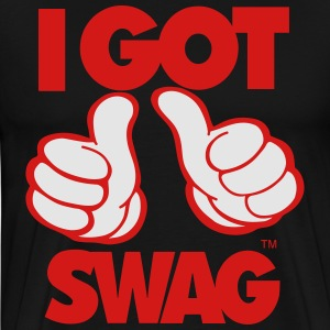 I GOT SWAG Hoodies - Men's Premium T-Shirt