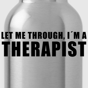 therapist T-Shirts - Water Bottle