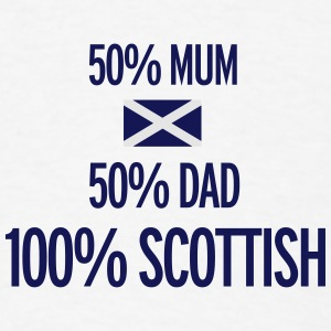 Scottish Baby & Toddler Shirts - Men's T-Shirt