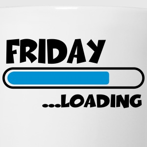 Friday loading T-Shirts - Coffee/Tea Mug