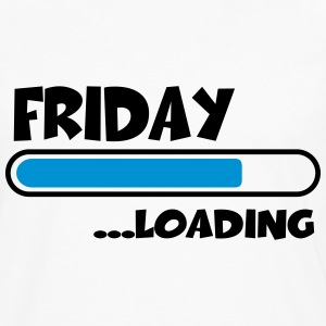 Friday loading T-Shirts - Men's Premium Long Sleeve T-Shirt